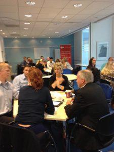 Crisis communications workshop