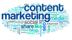Content Marketing caption