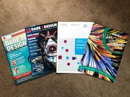 Creating magazines