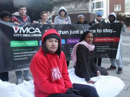 City YMCA campaign