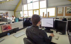 Solidworks in use