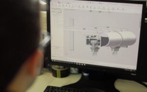 Solidworks screen NT CADCAM