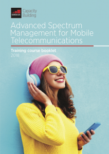 gsma spectrum management booklet
